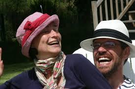 Séverine-Arneld et Jean-Baptiste Hibon : un couple heureux !
